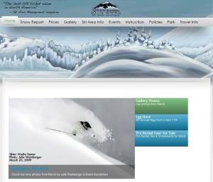 Mt. Baker Homepage